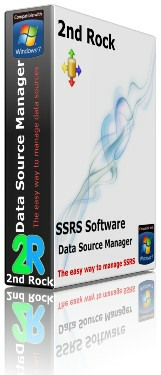 SSRS Data Source Home Page