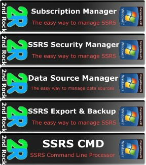SSRS Bundle Home Page